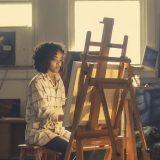 Vælg det rigtige malerlærred til familiehygge med dine børn