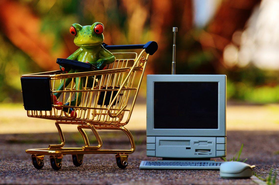 Online kiosk