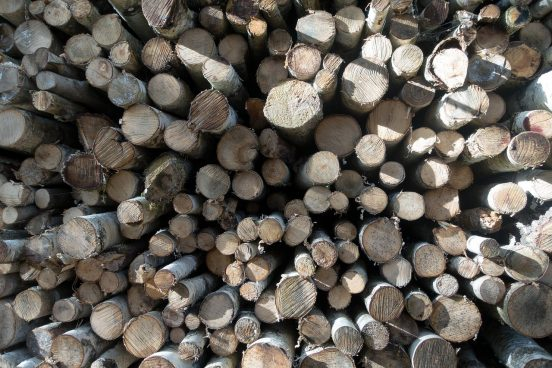 Birkebrænde  - perfekt til pejs og brændeovn