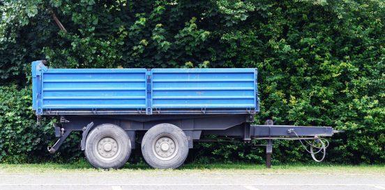 Tipvogne - uundværlige i landbruget